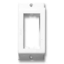 Tapa exterior jeluz porta módulo blanco