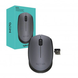 Mouse optico wireless 2.4ghz m170