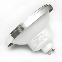 Lámpara led osram superstar ar111 de 12w luz cálida