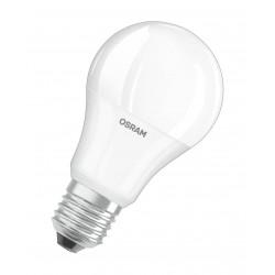 Lámpara led osram bulbo e27 de 7w luz cálida