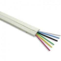 Cable portero  6 pares rollo
