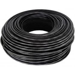 Cable telefonico ext-subterraneo   6 pares rollo