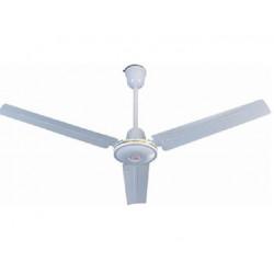 Ventilador de techo everest metal 3 palas blanco