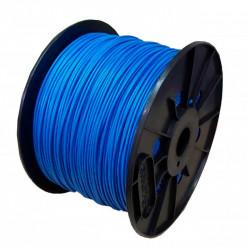 Cable unipolar 1x  6  mm2 bobina celeste iram 2183