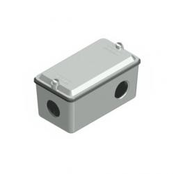 Caja exterior daisa derivación tipo x rosca 2 155x76x84 mm