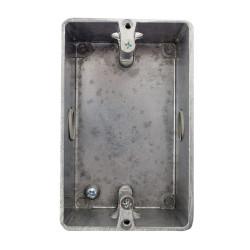 Caja para bastidor daisa sin tapa uso interior rosca  1