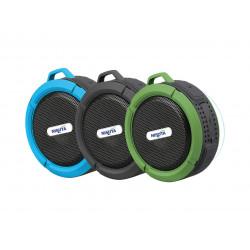Parlante bluetooth portatil resistente al agua ns-pa62b