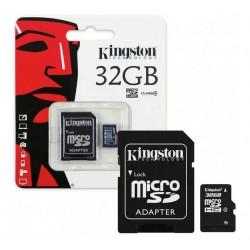 Memoria micro sd kingston sdcs 32gb clase 10
