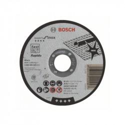 Bosch disco corte inox 115x1mm