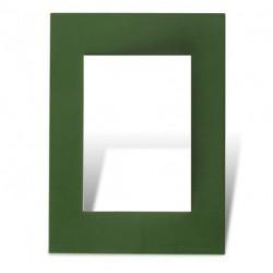 Bauhaus tapa y distanciador  sintetico verde