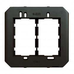 Bastidor jeluz verona regina b.o para caja 10 x 10 negro