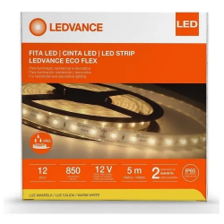Cinta led ledvance ecoflex ip65 12w 5 m