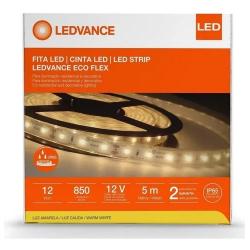 Cinta led ledvance ecoflex ip65 12w 5mts