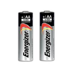 Pila aa energizer max e91 1.5v blister 2 unidades