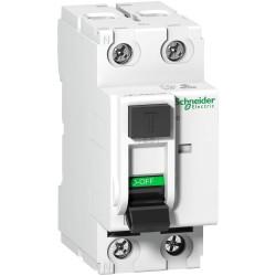 Interruptor schneider acti9 diferencial bipolar 40a 30ma