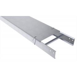 Bandeja escalera basica ala 92 150mm con 2 placas de...