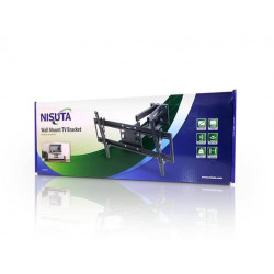 Soporte para tv nisuta ns-sotv70 brazo movil 32''-70'' 45kg