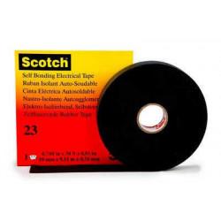 Cinta de goma autosoldable 3m scotch 23 media tension 19...