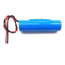Bateria litio gamasonic 3.7v 2.5 ah para slim