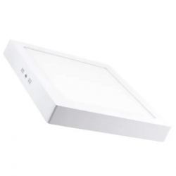 Plafon ledvance led slim cuadrado de 24w 6500ºk luz dia...