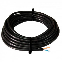Cable vaina redonda bipolar 1.5 mm2 5 m