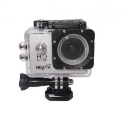 Camara nisuta ns-ca1080 filmadora deportiva hd wifi 1080...