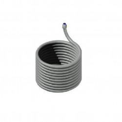 Caño metalico flexible 32 mm 1 1/4
