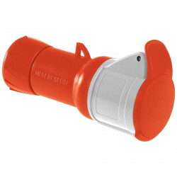 Toma industrial 16a 3pt ip44