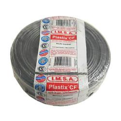 Cable imsa unipolar 1,5 mm2 negro iram 2183