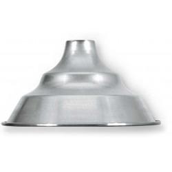 Campana industrial 694 de aluminio diametro 40cm