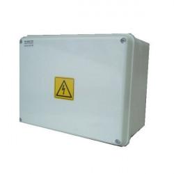 Caja paso genrod pvc ip65 ext.blanca 165x210x110 opaca