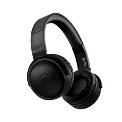 Auricular maxell hp-btb52 bluetooth vincha negro