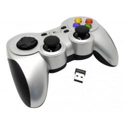 Joystick logitech gamepad pc inalambrico f710