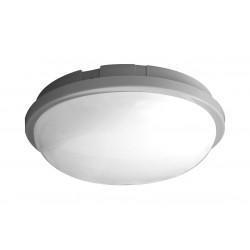 Plafon lumenac round para exterior led de 20w 4000k 1650lm