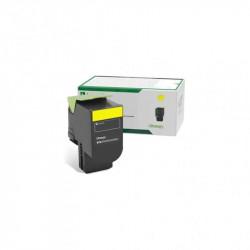 Toner lexmark 78c4xy0 para cx522 original amarillo