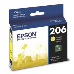 Cartucho epson t206 amarillo para xp2101 t206420-al