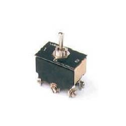 Palanca metalica conmutador 2x10a                       12b