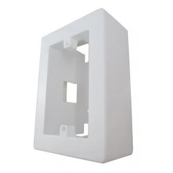 Caja kalop rectangular de superficie baja