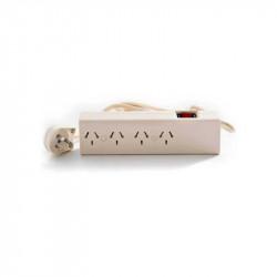 Prolongador binorma richi 3 modulos 5m con interruptor...