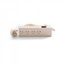 Prolongador binorma richi 4 mod 1.5m con termico cable 0.75