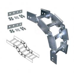 Curva vertical basica articulada tipo escalera ala 64 de...