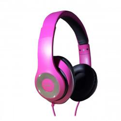 Auricular soul l200 con micrófono vincha stereo colores...