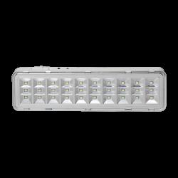 Luz emergencia 30 leds
