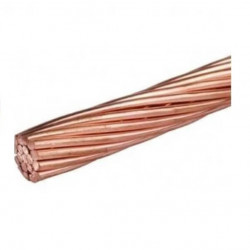 Cable desnudo acero cobre 16mm2 iram 2467