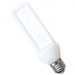 Lámpara led tbc slim esb-s9ww extrachato rectangular e27...