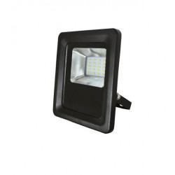 Proyector tbc sbn010-ww-e flat led 10w luz calida 800lm ip65