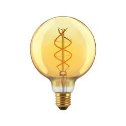 Lámpara macroled vintage globo de 5w 2200°k luz cálida