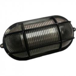 Tortuga plastica ovalada negra max de 40w