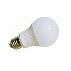Lámpara led lumenac a60 bulbo 6w e27 4000k 220-240v