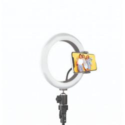 Selfie soul lself-ring8 led flash ring/ligth 8 con reg de...